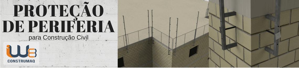 Proteção Periférica para Obras da Construção Civil