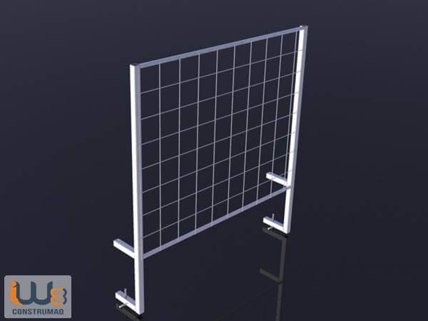 proteção fosso de elevador